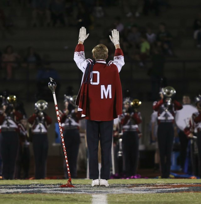 Oak Mountain VS Mountain Brook Football 2016
