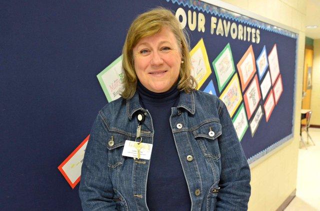 Teacher of the Year Lydia Bartle