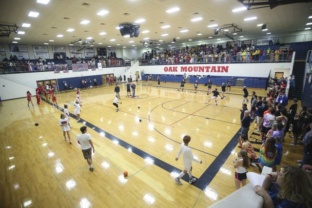 Oak Mountain Homecoming 2016