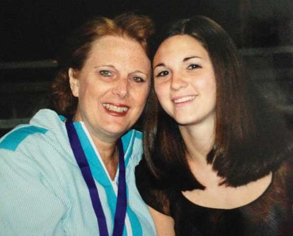 Kristin Berney Conquer Cancer 2014