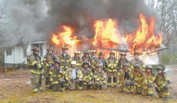 Chelsea Fire training 2