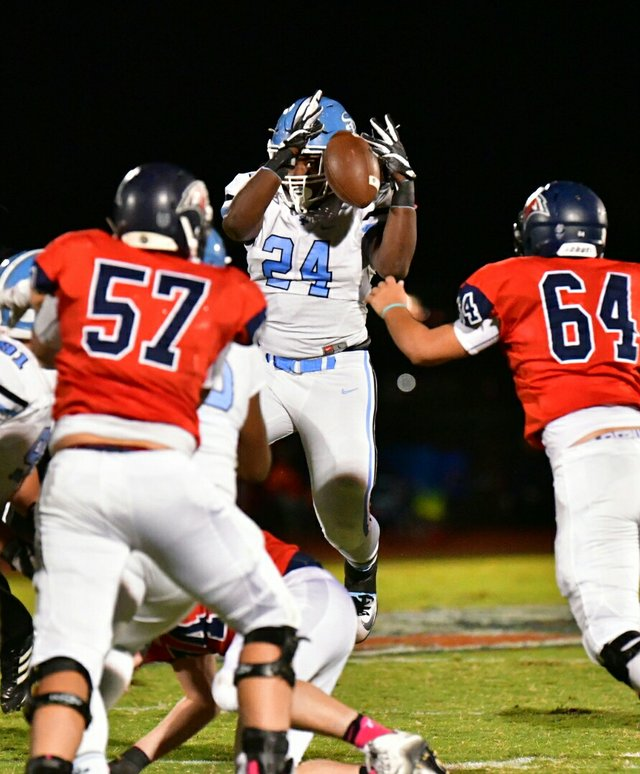 Spain Park vs. Oak Mountain Football