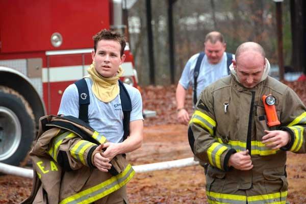 Chelsea Fire training 5