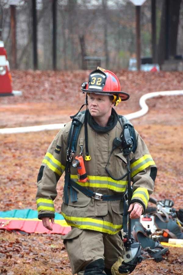 Chelsea Fire training 6