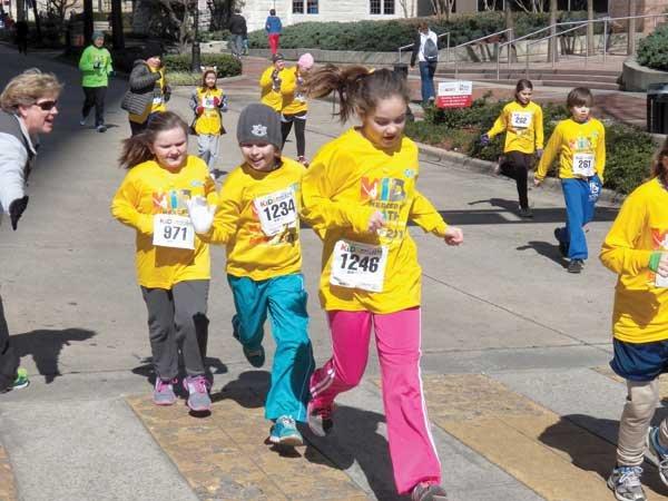 Greystone Mercedes Kids Marathon 2014