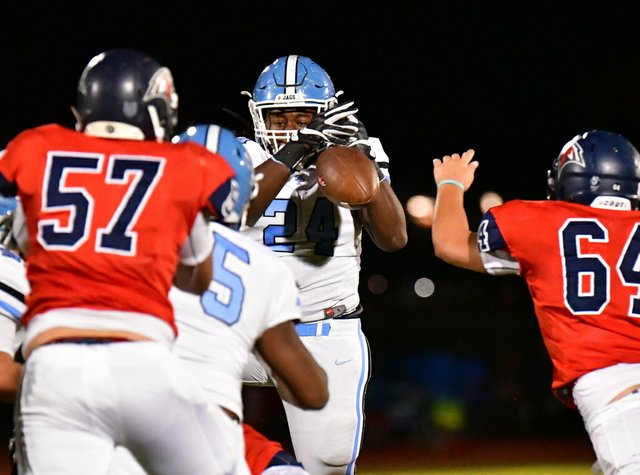 Spain Park v Oak Mountain Football