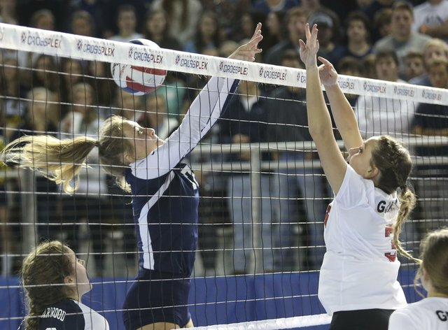 Briarwood Volleyball QuarterFinals 2016