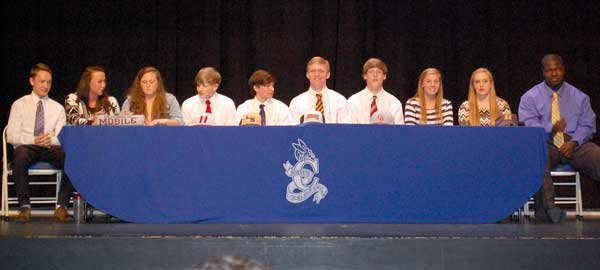 Chelsea Signing Day 2014