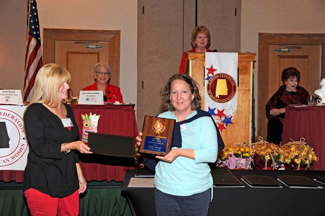 Republican Women of Shelby County Growth Award