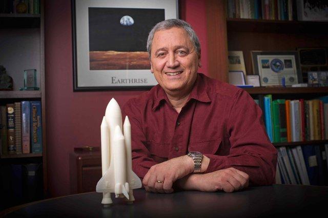 Larry DeLucas Astronaut