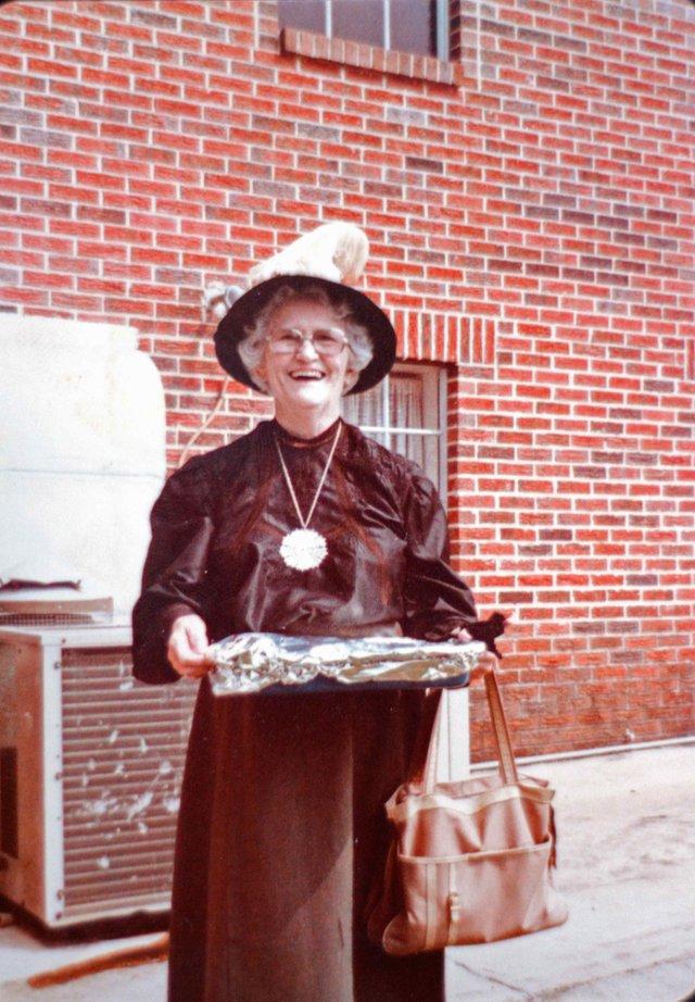 Clara Dunaway HIstory of Shelby County
