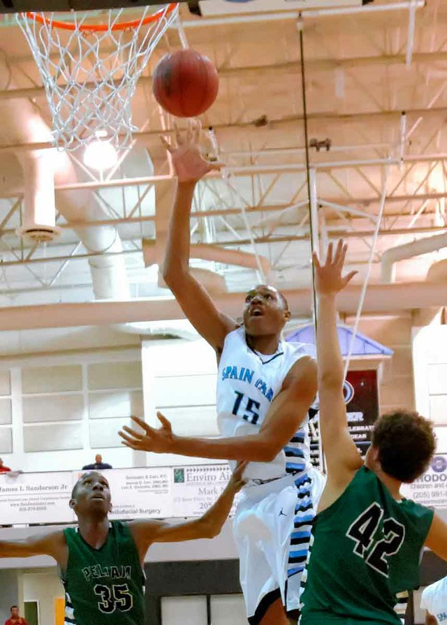 SPHS Basketball Austin Wiley 1