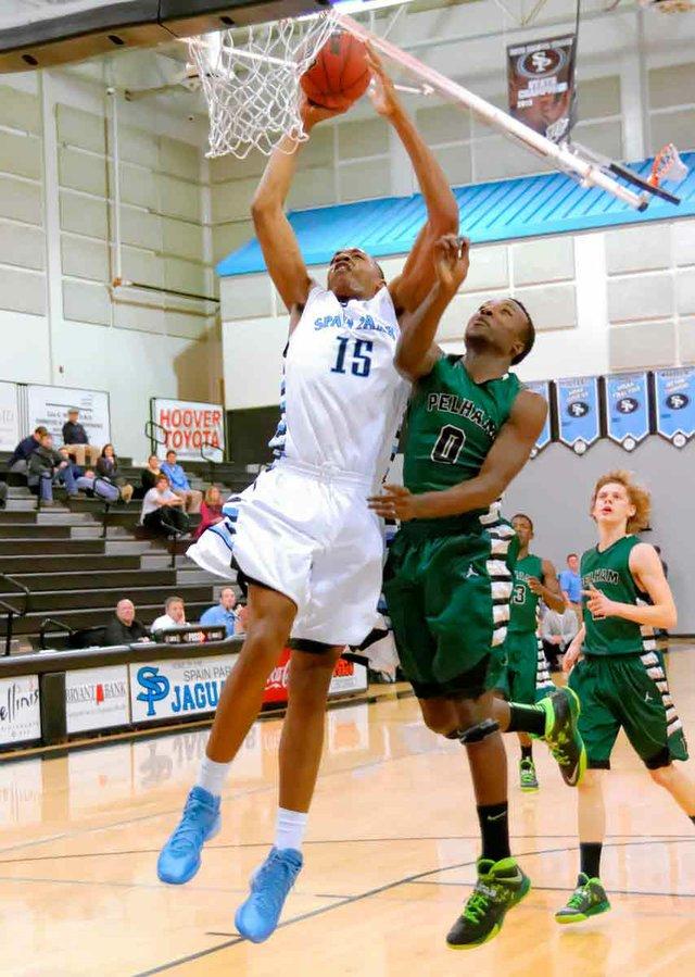 SPHS Basketball Austin Wiley 2
