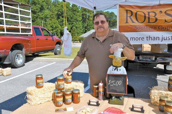 0812 Rob's Southern Gourmet Sauce