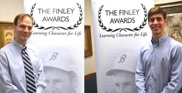2014 Finley Award Winners