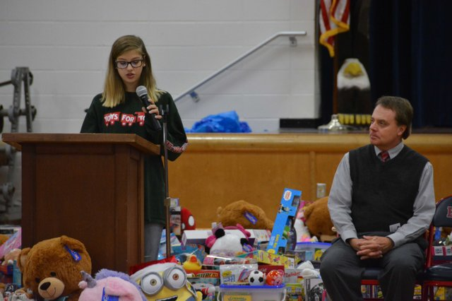 OMMS Toys for Tots