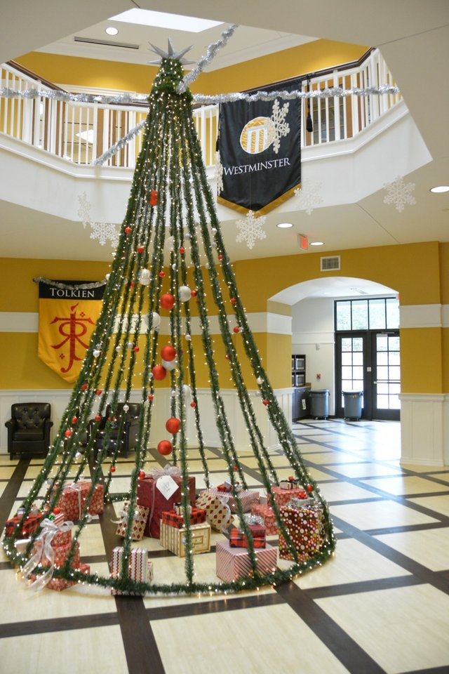Westminster School Christmas Tree - 3.jpg