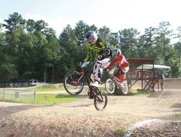 BMX MDA race