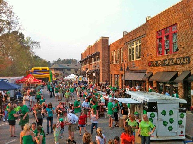 Shamfest 2014 street