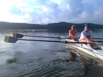 Rowing group offers the opportunity to exercise in the great outdoors 1