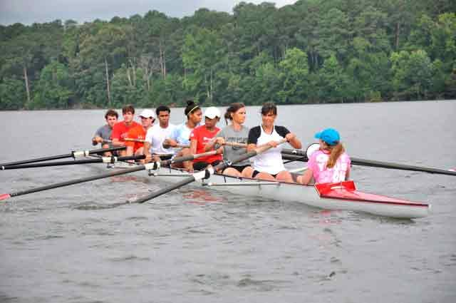 Rowing group offers the opportunity to exercise in the great outdoors 3