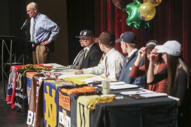 Briarwood Signing Day 2017