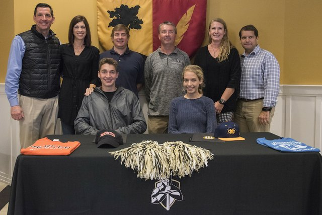 Westminster-Oak Mountain Signing Day