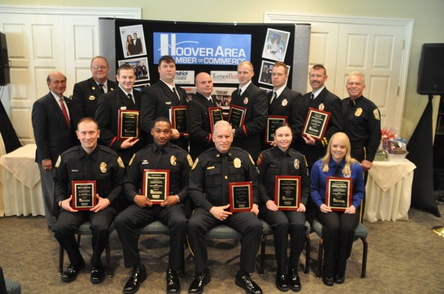 Hoover 2016 public safety awards