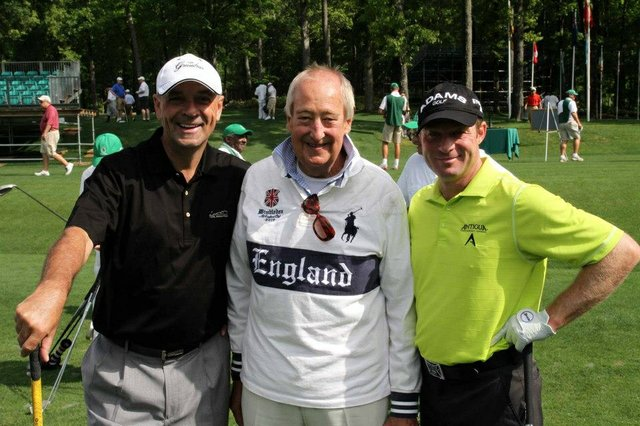 Lord Wedgewood charity golf tournament this month at Shoal Creek