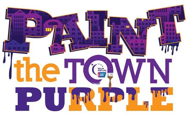 Paint Chelsea Purple Day 2014