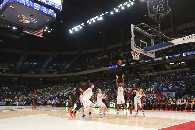 Hoover vs Spain Park Girls Basketball Championship 2017