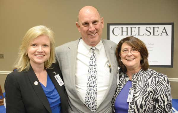 Notable graduates help Shelby County Schools unveil branding campaign Chelsea
