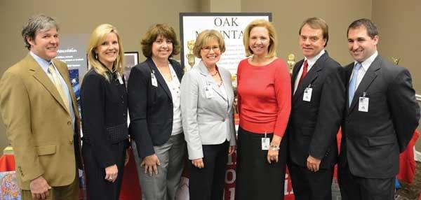 Shelby County Schools branding Oak Mountain