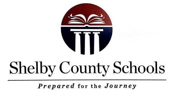 Shelby County Schools branding logo