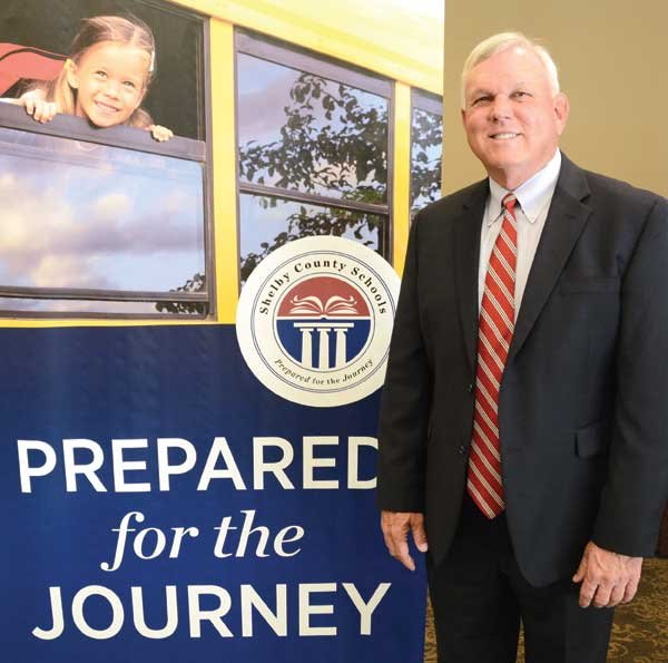 Notable graduates help Shelby County Schools unveil branding campaign Randy Fuller