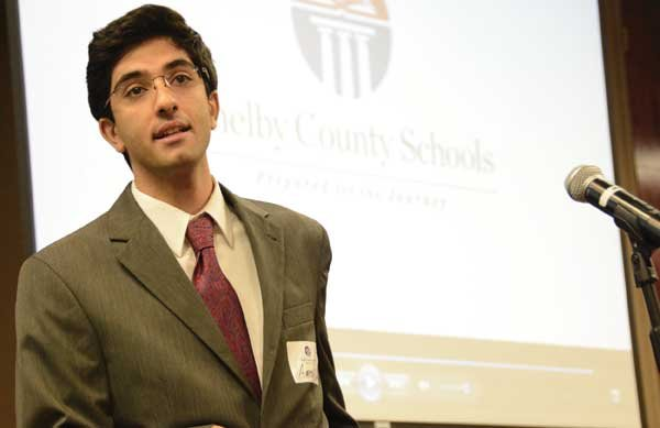 Notable graduates help Shelby County Schools unveil branding campaign Barghi