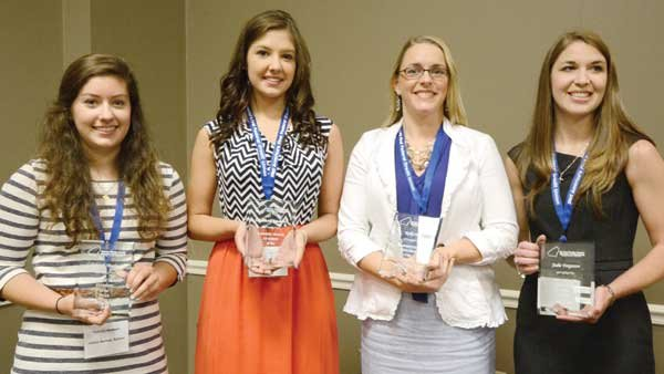 Chamber names Students, Educators of the Year