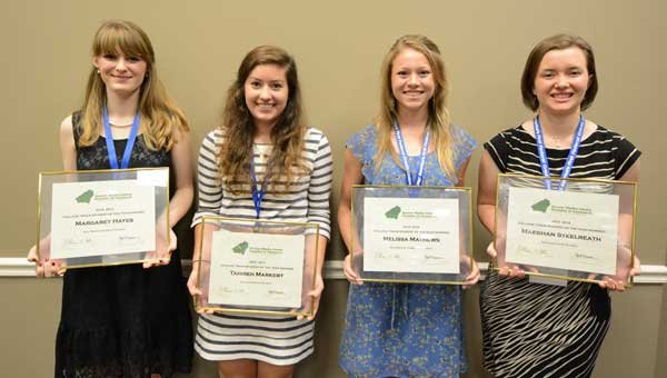 Chamber names Students, Educators of the Year College Track