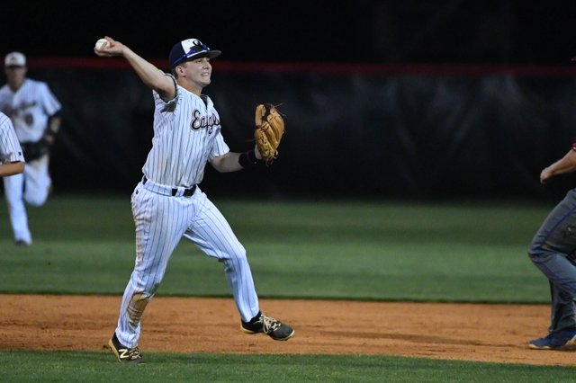 Oak Mountain Baseball Playoffs