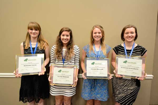 Shelby chamber recognizes students