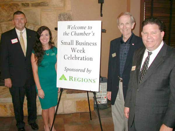 chamber celebrates small business
