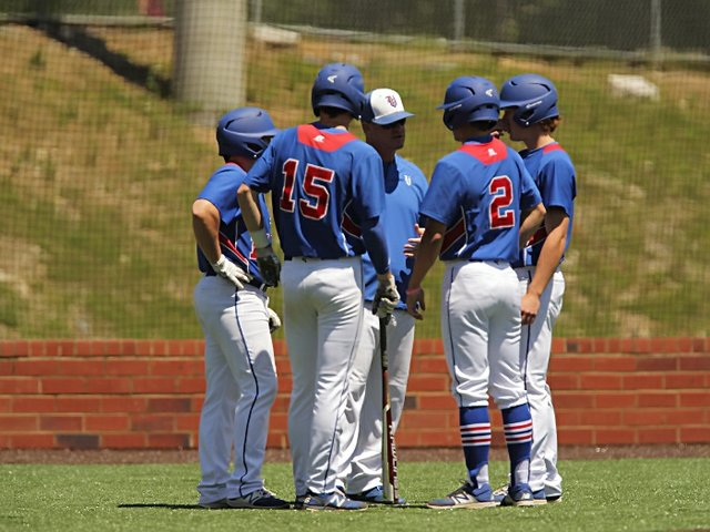 Oak Mountain Baseball