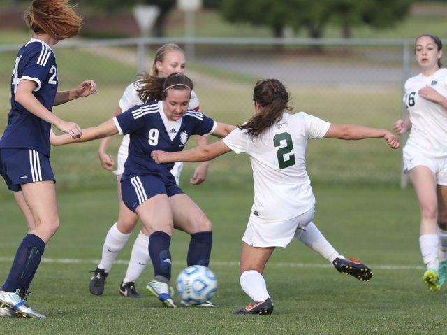 Briarwood Girls Soccer State Championship 2017
