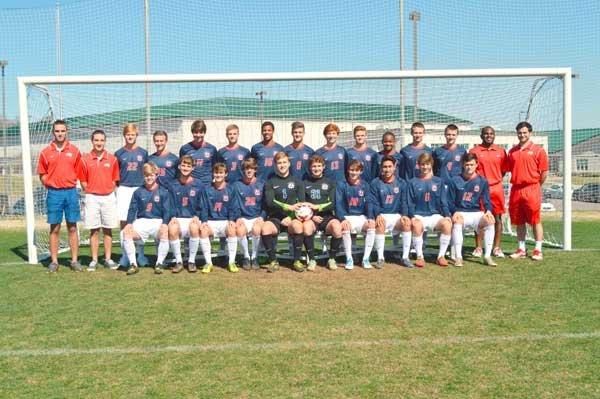 OMHS boys soccer second place