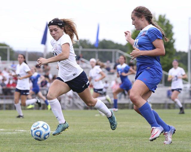 Vestavia VS Oak Mountain Girls Soccer SemiFinals 2017