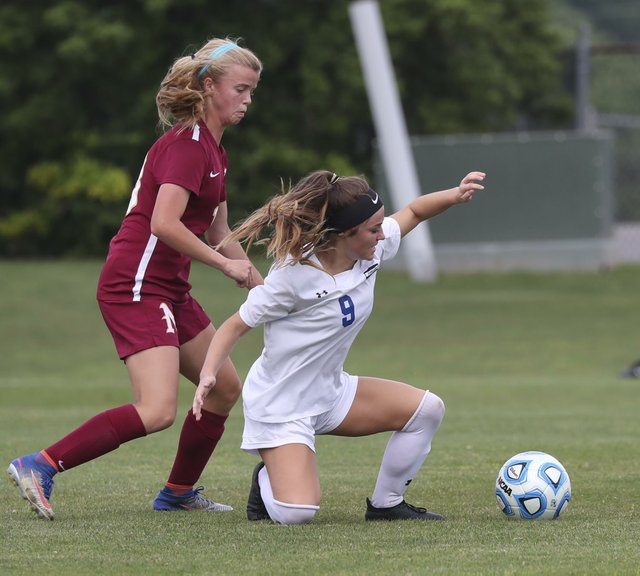 Chelsea Girls Soccer State SemiFinals 2017