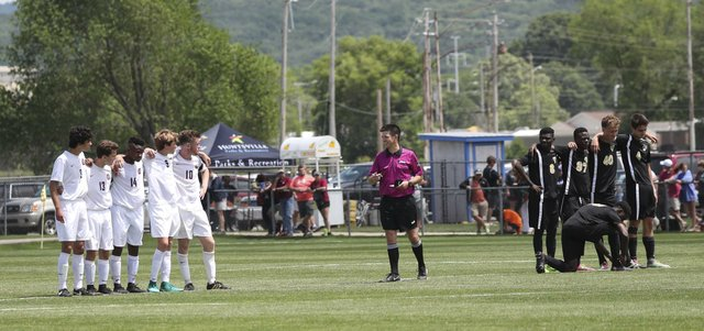 Oak Mountain Soccer State Championship 2017
