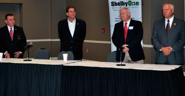 Shelby County Republican sheriff forum