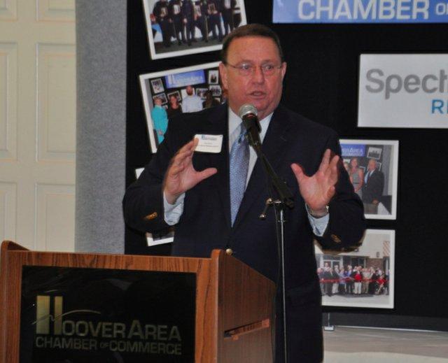 Rick Davis Hoover chamber 5-18-17