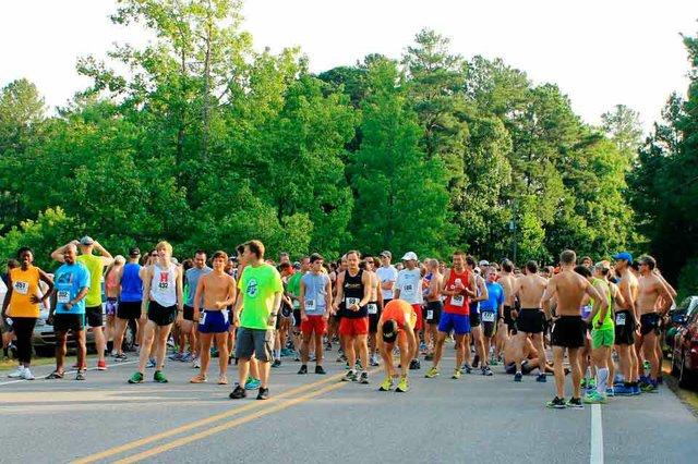 0614 Peavine Falls run